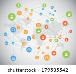 business idea | Shutterstock .eps vector #179535542
