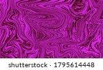 dark red liquid mixed pink... | Shutterstock . vector #1795614448
