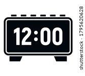 Digital Alarm Clock Repair Ico...