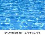 Swimming Pool Water Surface...