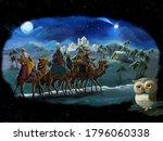 cartoon illustration of the...   Shutterstock . vector #1796060338