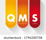 Qms   Quality Management System ...