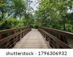 Elevated Pedestrian Footbridge...
