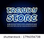 vector business sign trendy... | Shutterstock .eps vector #1796356738