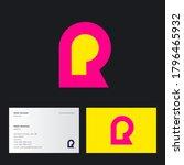 pr logo. public relations...