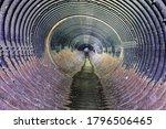 Underground Drainage Pipe...