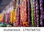 churchkhela traditional...   Shutterstock . vector #1796768722