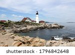 Cape Elizabeth  Me  Usa   July...