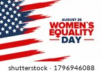 women's equality day in united... | Shutterstock .eps vector #1796946088