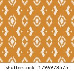 ikat geometric folklore... | Shutterstock .eps vector #1796978575