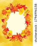 Autumn Image Illustration Of...