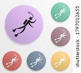 underwater sport badge color...