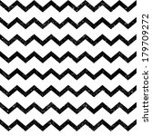 chevron pattern with grunge... | Shutterstock .eps vector #179709272