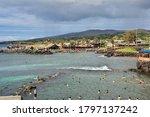Hanga Roa  Easter Island  ...