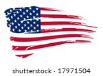 american flag background fully... | Shutterstock .eps vector #17971504