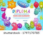education diploma for school or ... | Shutterstock .eps vector #1797170785
