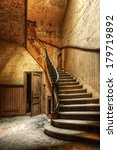 Decaying Staircase In An...