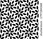 geometric seamless pattern.... | Shutterstock .eps vector #1797284368