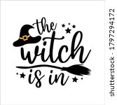 The Witch Is In   Funny...