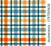 gingham seamless pattern.... | Shutterstock .eps vector #1797555628