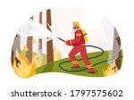 vector illustration concept of... | Shutterstock .eps vector #1797575602