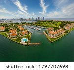 Aerial Photo Southside Of...