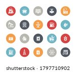 energy icons    classics series | Shutterstock .eps vector #1797710902