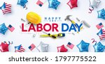 Labor Day Poster Template.usa...