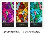 colorful packaging design of... | Shutterstock .eps vector #1797960202