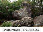 Massif Du Sidobre  The Rock Of...
