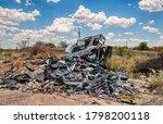 Illegal Dump Site Found All...