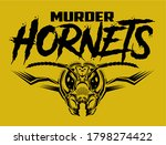 Murder Hornets Sports Team...