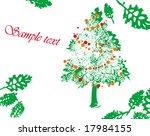 graphic fir   Shutterstock .eps vector #17984155