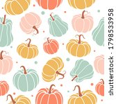 Bright Cheerful Pattern With...