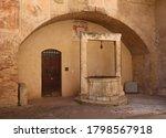 San Gimignano   Siena  Tuscany...
