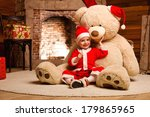 Christmas Picture Of Kid In...