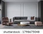 Interior Living Room Modern...