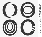 o letter symbol