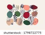 abstract design elements sketch ...   Shutterstock .eps vector #1798722775
