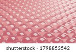 skin layer of the skin cell. 3d ... | Shutterstock . vector #1798853542