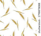 Simple Vector Seamless Pattern. ...