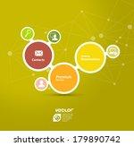 vector design frame | Shutterstock .eps vector #179890742