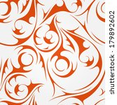 seamless abstract pattern with... | Shutterstock .eps vector #179892602