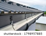 . Gutter System For A Metal...