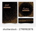 set of banner  brochure ... | Shutterstock .eps vector #1798982878