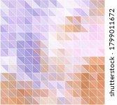 colored modern triangular... | Shutterstock .eps vector #1799011672