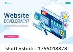 website development banner....