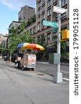 Manhattan  New York  Usa   Jul...