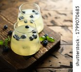 Traditional Homemade Gin Tonic...