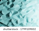 abstract polygonal space low... | Shutterstock . vector #1799109832